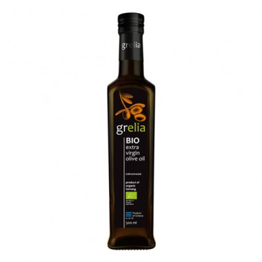 Organic extra virgin olive oil 0,5lt
